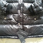 Куртка пуховик мужской зима размер L