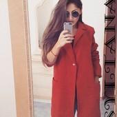Пальто кашемировое. 3 цвета