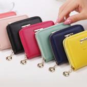 Женский кошелёк, 7 цветов, новые