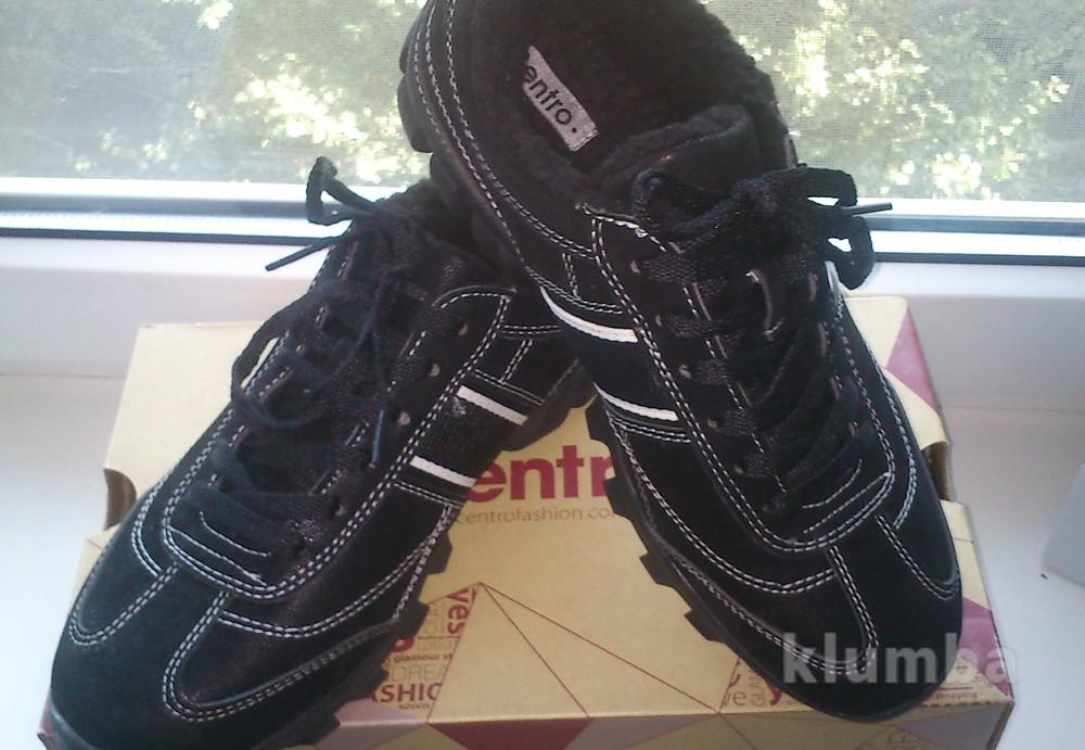 Тёплые зимние кроссовки, размер 43 фото №1