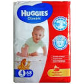 Памперсы хагис (Huggies Classic)