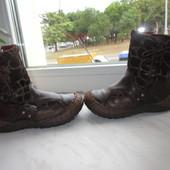 Кожаные ботиночки PetitShoes 23 р.