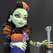 кукла Монстер монстр хай Monster High каста фиерс Casta Fierce базовая маттел