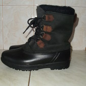 Акция! Sorel Alpine hand crafted natural rubber G 109  сапоги (44)