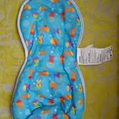 Подставка вкладыш для купания в ванночку Summer Infant
