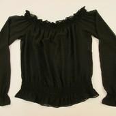 Блузка прозрачная Mexx