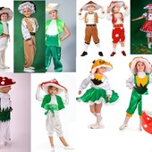 Білий гриб, боровик, мухомор, лисичка (белый, грибочок, грибочек)для хлопчиків та дівчаток - Позняки