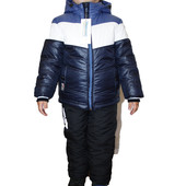 Куртка с подстежкой 92-116 р, аналог бенеттон