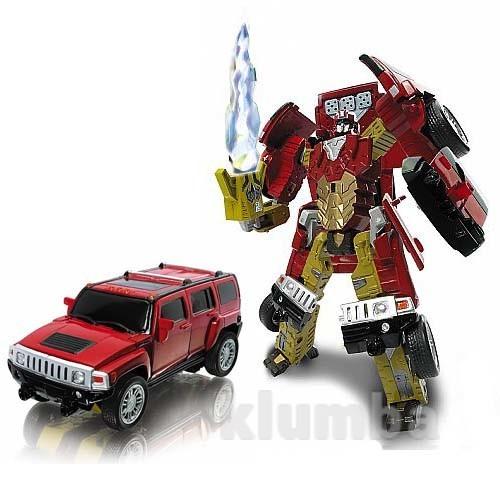 Робот-трансформер - Hummer (1:32) фото №1