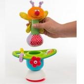 Игрушка на присоске - Цветочная карусель
