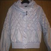 Куртка осенняя на синтепоне для девушки  44 46рр.