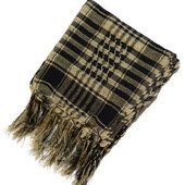 Арафатка, шемаг, куфия, арабский платок, армейский шарф