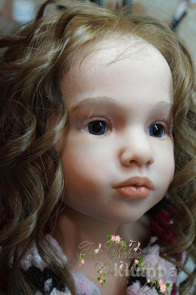 Кукла реборн аленушка. фото №1