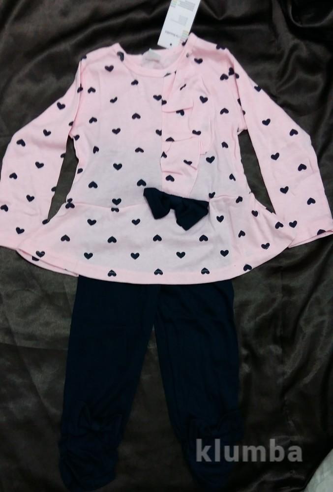 Детский костюмчик на девочку, 12-24 мес, новый фото №2