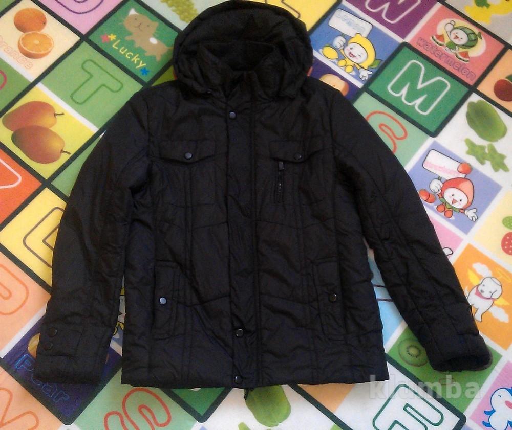 Демисезонная куртка 46-48 р. фото №1