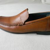 Мужские кожаные туфли Ted Baker р.43 дл.ст:28,7см