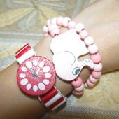 Часы, браслет, игрушка, бусы