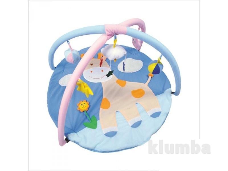 Коврик для младенца W 8315 жираф, фото №1