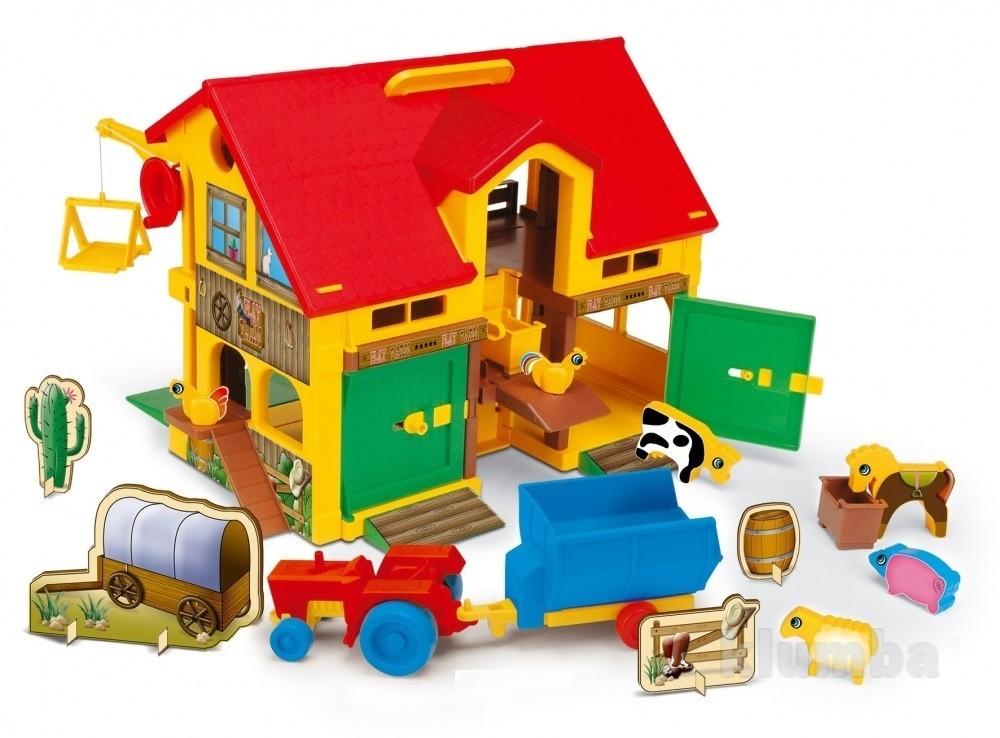 Детский домик-ферма   25450 фото №1