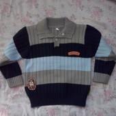 Классный свитерок на 3-4 года