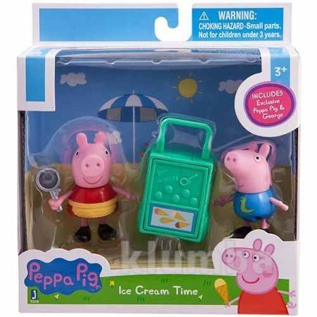 Набор свинка пеппа и джордж jazwares (англия) фото №1