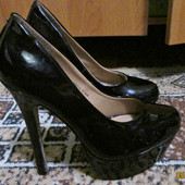 Лаковые туфли New Look р.36