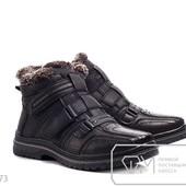 W0273 Зимние мужские ботинки 40-45 рр