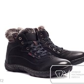 W0272 Стильные мужские Зимние Ботинки