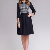 Строгое платье женское размер от 42 по 56