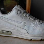 № 1808 кроссовки Nike AirMax 38  кожа  _  оригинал