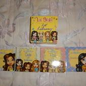 продам набор маленьких книжечек Lil Bratz. 6шт.