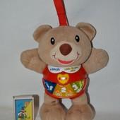 VTech Медвежонок мишка медведь Little Singing Alfie подвеска