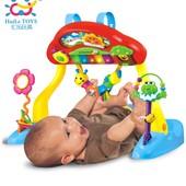 """Игровой развивающий центр Huile Toys """"Фитнесс-пианино"""""""