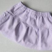 Вельветовая юбочка Next - 9 - 12 мес., 11 кг