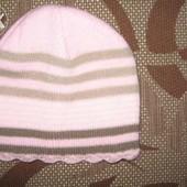 Нова шапка Primark на 3 - 6 місяців. ріст 62 - 68 см