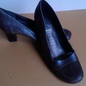 Кожанные Туфли Bata
