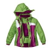 зимняя (лыжная) куртка для девочки р.134-140 Crivit
