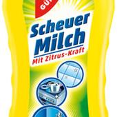 Чистящее средство Gut&Günstig Scheuermilch универсальное  750ml Германия