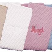Duetbaby детский плед одеяло с вышивкой