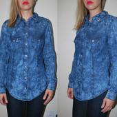 Модная рубашка Denim размер ХС(8)