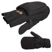 Перчатки-варежки флисовые Norfin SoftShell (703061)