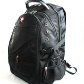 Рюкзак , для ноутбука ,Swiss Gear , Wenger. mod. 8810 , с накидкой от дождя , для туризма .