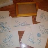 Нарисуй картину Рисование