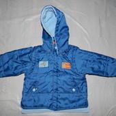 Куртка-жилетка деми, р. 86-92, Outfit, демисезонная