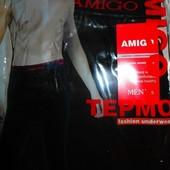 термобелье термо штаны мужсккие Amigo l   xl  2xl 3xl