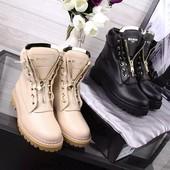 Стильные ботинки Balmain