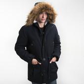 Куртки мужская зимняя Парка