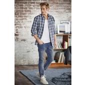 стильные зауженные джинсы Livergy. XL - 56 евро