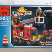 "Конструктор ""Brick"" 903 ""Пожарная охрана"""