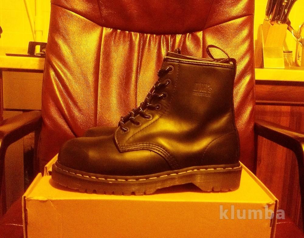 Dr Martens ботинки новые фото №1